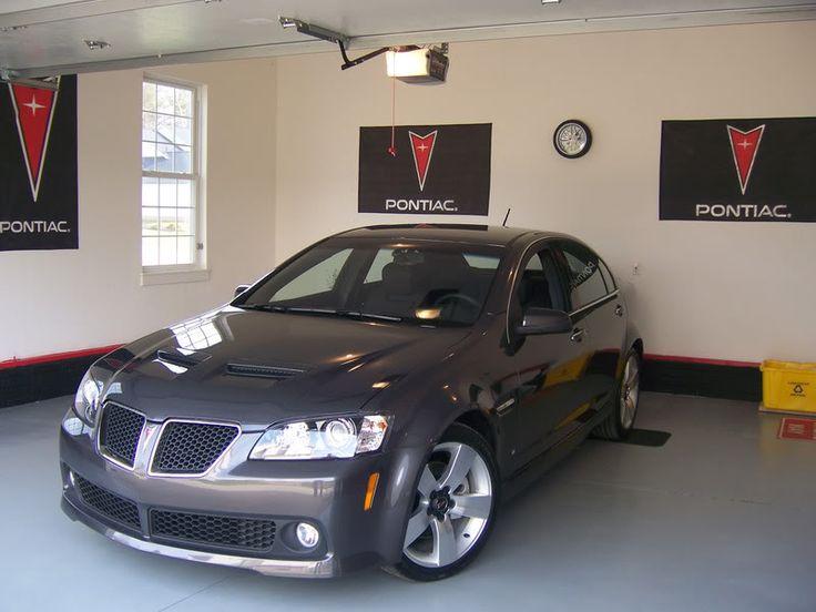 Pontiac Garage Flooring Options