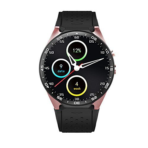 #Sale KW88 3 G WiFi Smartwatch #Handy #All #In #One #Bluetooth #Smart Watch #Android 5.1 SIM ...  Tagespreisabfrage /KW88 3 G WiFi Smartwatch #Handy All-In-One #Bluetooth #Smart Watch #Android 5.1 SIM #Karte #mit #GPS, #Kamera, Herzfrequenz Monitor, Google Map, Google #Play  Tagespreisabfrage   Hardware Spezifikation:* CPU: mtk6580 Quad #Core, 1,3 GHz * Speicher: RAM: 512 MB, ROM: 4 GB (Hinweis: #Da #die #Smart Watch #kostenloses #APP #und #Software #ist #belegt #ca