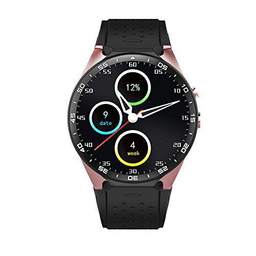 #Sale KW883G WiFi Smartwatch #Handy #All #In #One #Bluetooth #Smart Watch #Android 5.1SIM ...  Tagespreisabfrage /KW883G WiFi Smartwatch #Handy All-In-One #Bluetooth #Smart Watch #Android 5.1SIM #Karte #mit #GPS, #Kamera, Herzfrequenz Monitor, Google Map, Google #Play  Tagespreisabfrage   Hardware Spezifikation:* CPU: mtk6580Quad #Core, 1,3GHz * Speicher: RAM: 512MB, ROM: 4GB (Hinweis: #Da #die #Smart Watch #kostenloses #APP #und #Software #ist #belegt #ca