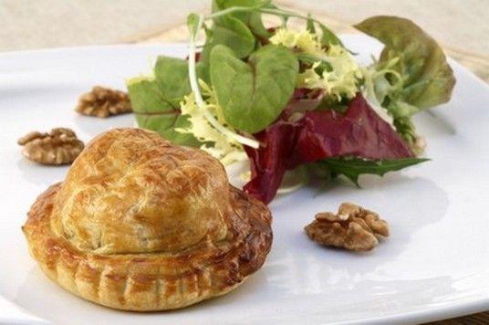 Terroir de Touraine - Mangez local et de saison - Les recettes - Pithiviers de Sainte-Maure de Touraine...