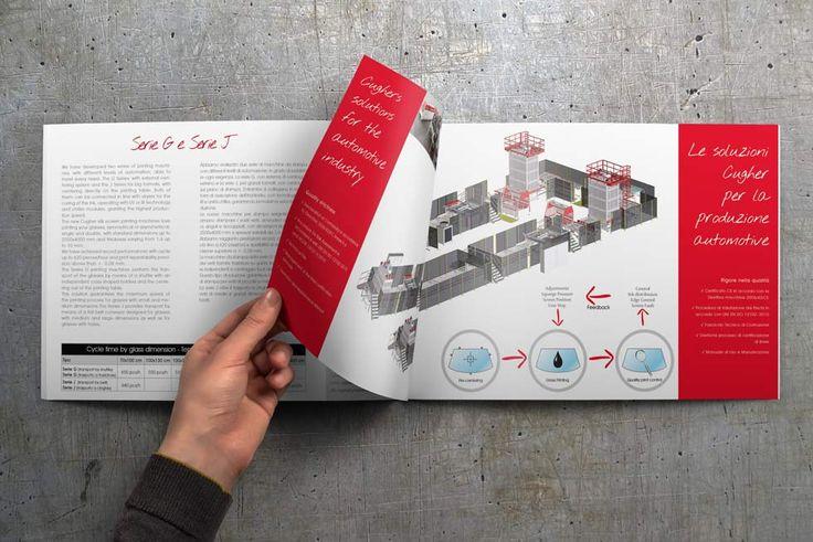 Progetto grafico nuova Brochure CUGHER