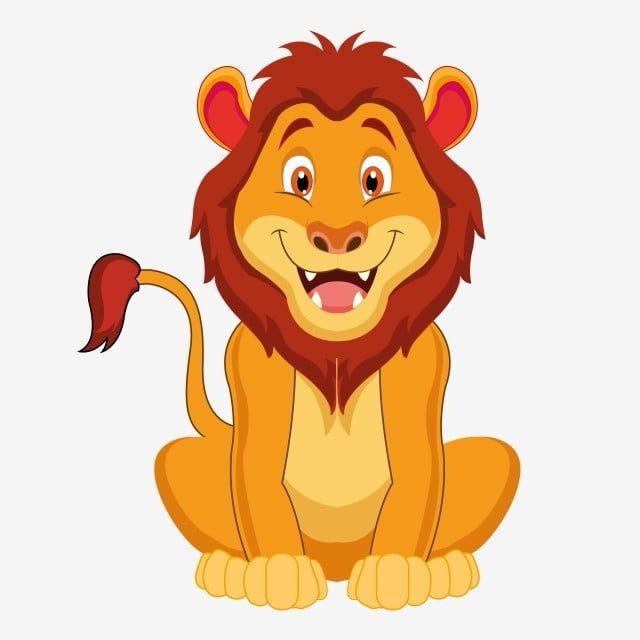 كارتون الأسد الأسد الملك الأسد الملك المرسومة خلفية كرتون Png والمتجهات للتحميل مجانا Colorful Lion Lion Illustration Cartoon Lion