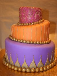 Love Bites Gallery ... ... Cakes ... Cake - Bollywood