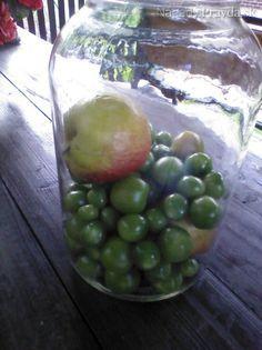 Ako uchovať nedozreté paradajky