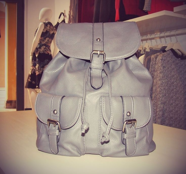 #zainetto #daypack #ecopelle www.planboutfit.com #bologna