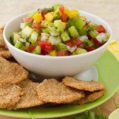 Corn-Free (Amaranth) Tortilla Chips