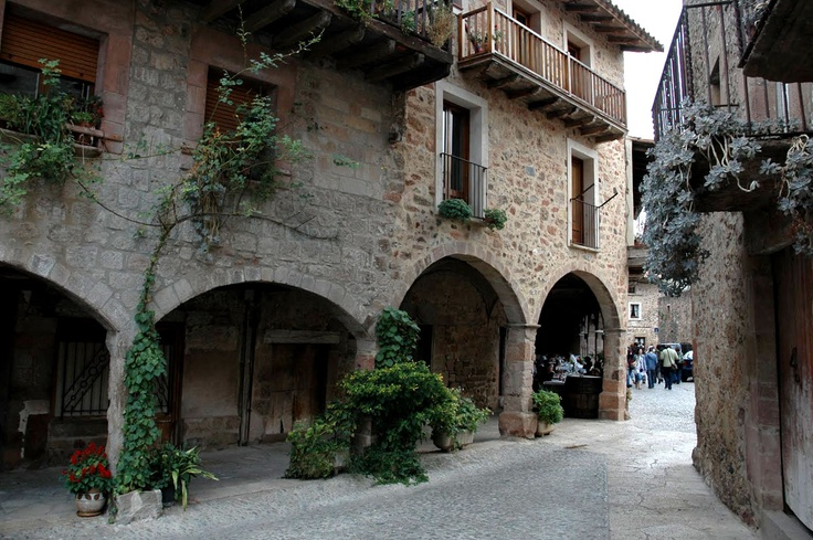 Santa Pau-  La Garrotxa