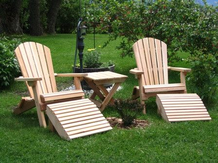 amish crafted folding adirondack chair with by