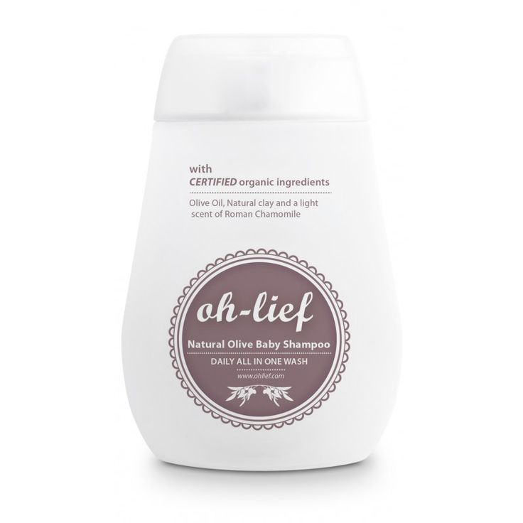 Oh-Lief Natural Olive Baby Shampoo & Wash is soft and mild, free of any harmful toxins and is anti-allergenic. Chamomile soothes and relaxes you baby before sleep time. Only the best for your precious one.