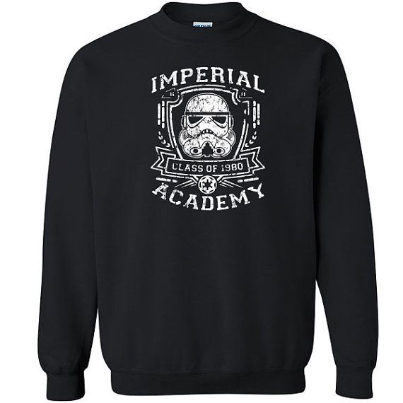 Imperial Academy film sci fi Unisex Sweatshirt //Price: $27.49 //     #customtees