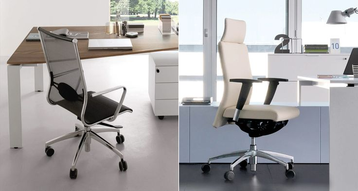 Chairs - Pratico Office develops designs to offer real answers oh high aesthetic level to complex needs: high design, wide range of colours and finishes, ergonomic shapes, long lasting life and highest quality materials.