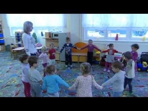 """Ranní cvičení-Mateřská škola Černá v Pošumaví,1.třída """"U Brumdy""""12/2012.mpg - YouTube"""