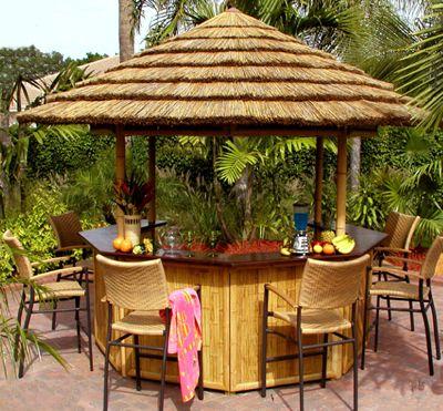 38 best Outdoor cabana bar images – Patio Tiki Bar Plans
