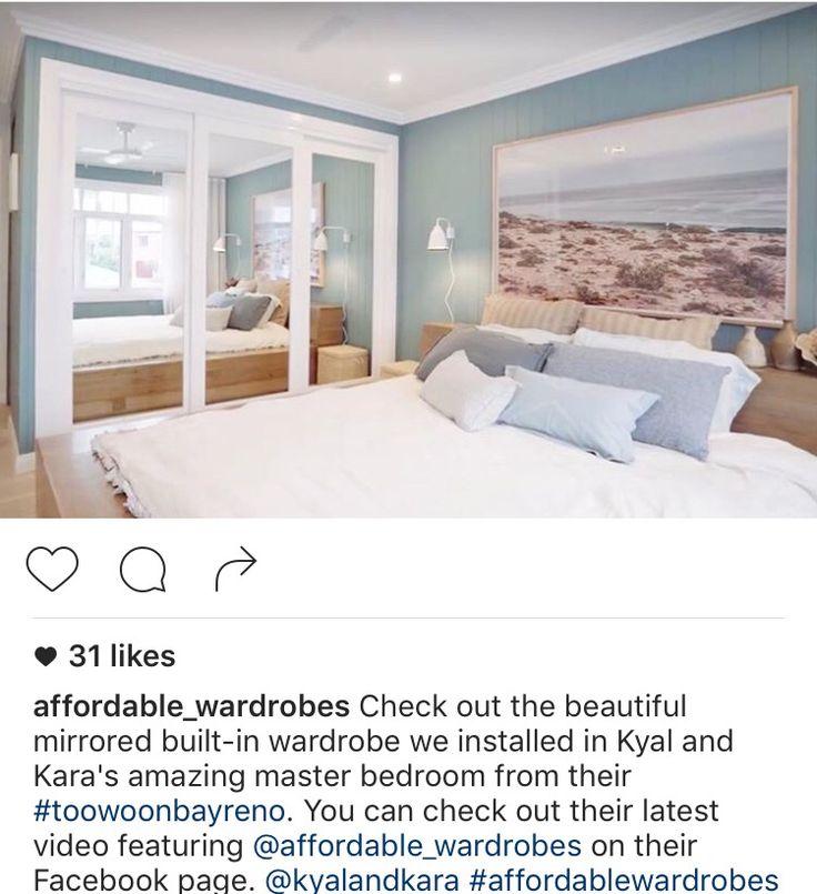 Kyle and Karas bedroom