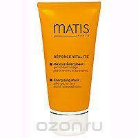 Оживляющая маска Matis, для улучшения цвета кожи, 50 мл
