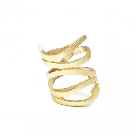 Sole Society Best Sellers - Cutout Layered Ring