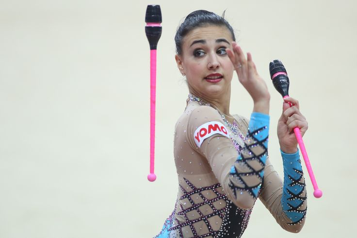 Alessia Russo (Italy), Grand Prix (Moscow) 2015
