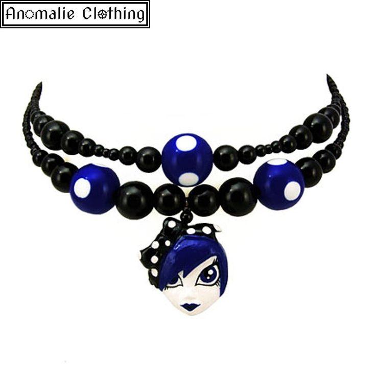 Dotti Blu Necklace