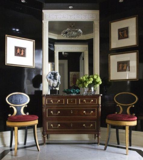 philip gorrivan interiors | Master Class' With Interior Designer Philip Gorrivan | CJ Dellatore ...