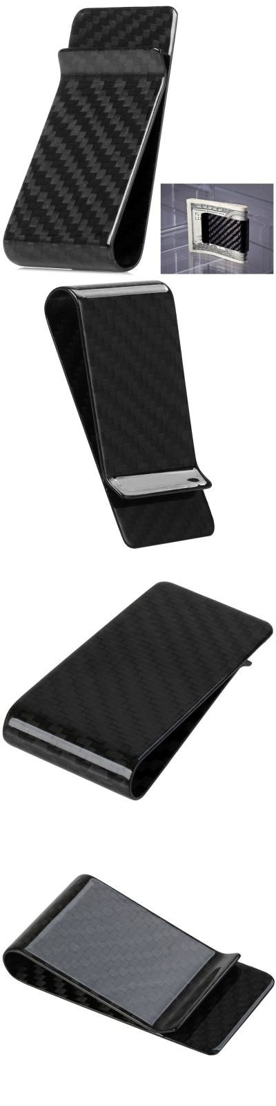 Premium Carbon Fiber Cash Money Clip with Glossy Finish - FREE SHIPPING - Price: $8.82 - Buy Now: https://ariani-shop.com/s/155268