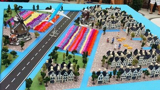 Dutch miniature