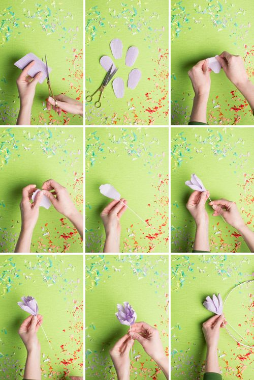 Paso a paso tutorial ofrenda floral
