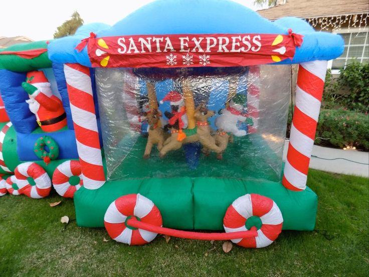 Http ebay itm gemmy christmas rotating santa