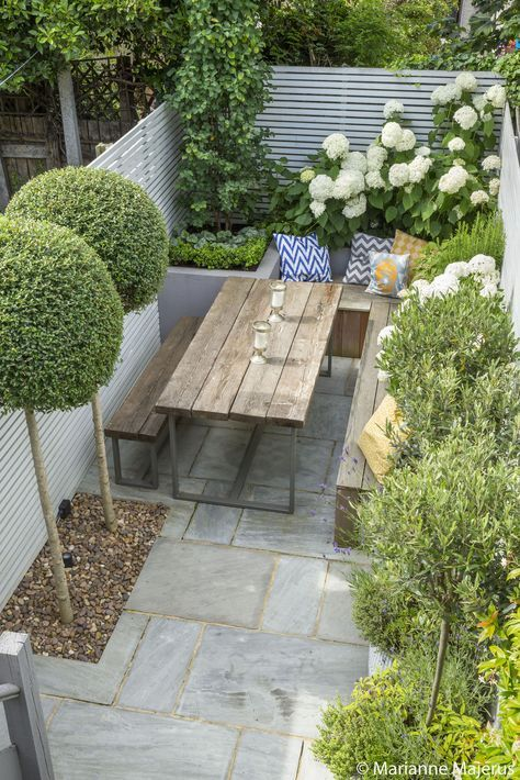 Fulham | Slim & Subtle Garden Design London