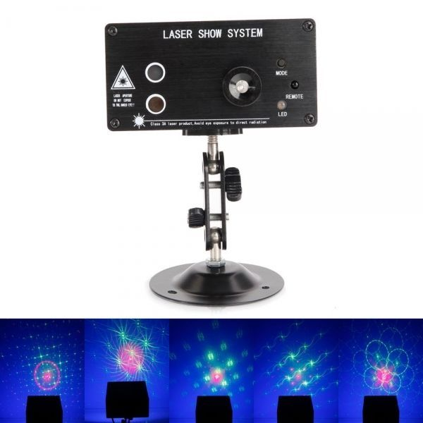amazones gadgets D, Auto Manual Sound Active Remote Control Mini LED Strobe Laser Stage Light AC: Bid: 54,99€ Buynow Price 54,99€ Remaining…