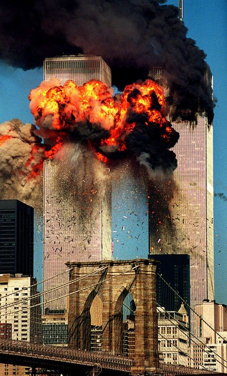 World Trade Center 9/11 (Steve Ludlum)