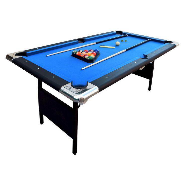 Fairmont 6-ft Portable Pool Table
