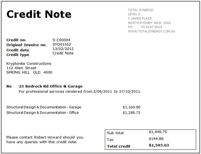 Credit Note Credit Memo V Debit Note Debit Memo L Nhng Loi