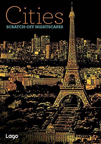 Cities: Scratch-Off NightScapes  LB-10042  9781454710042  Brand New Item / Unopened Product  Sterling Publishing