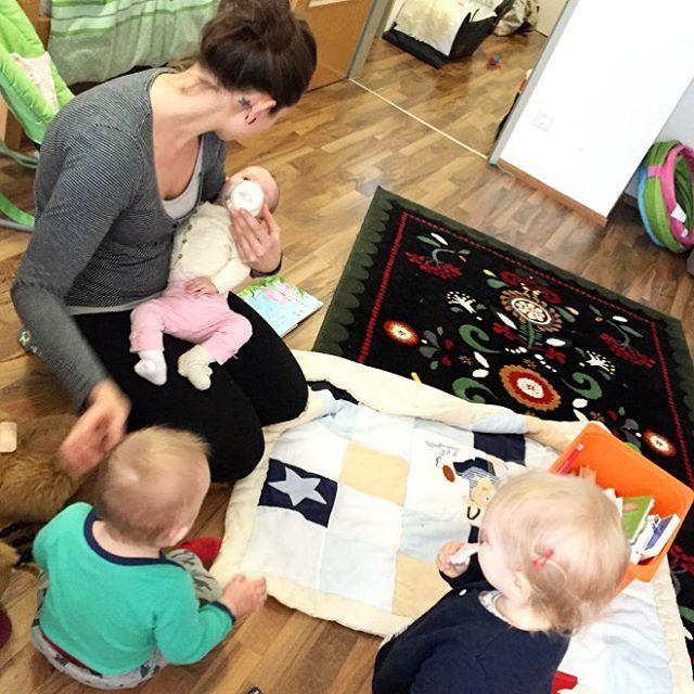Cowork & Baby in Slazburg!! Zu Gast bei #coworkbaby - the new Style of Kinderbetreuung in #Salzburg.