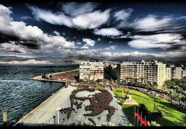 Tek aşk İzmir....♡♥