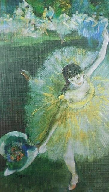 Degas August #degas #art #frenchimpressionist
