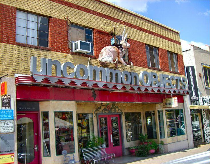 Things I Love, Volume 3: Austin's SoCo | Inside NanaBread's Head