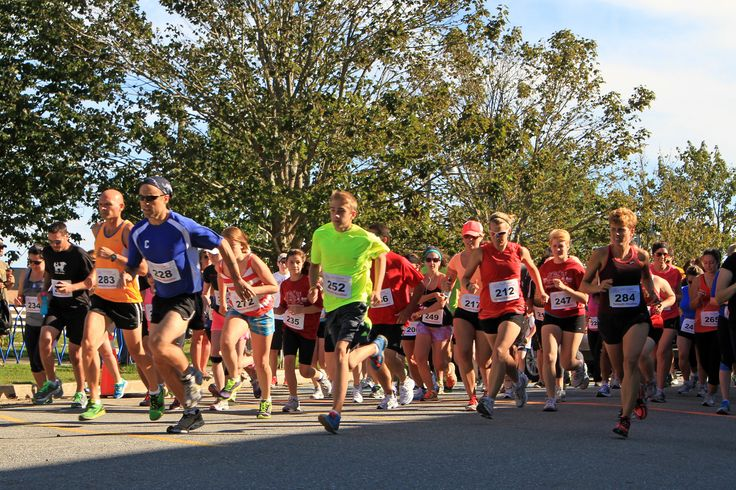 https://flic.kr/p/fCCRk2 | Bean There Ran That 5K 2013 | Photos from the Bean There, Ran That 5k Race in Yarmouth Nova Scotia, August  2013