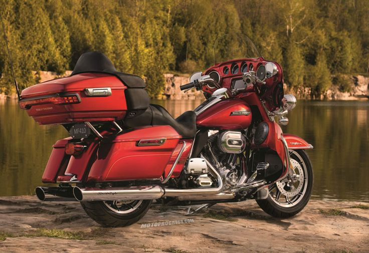 Harley Davidson Touring Ultra Classic Electra Glide 2014