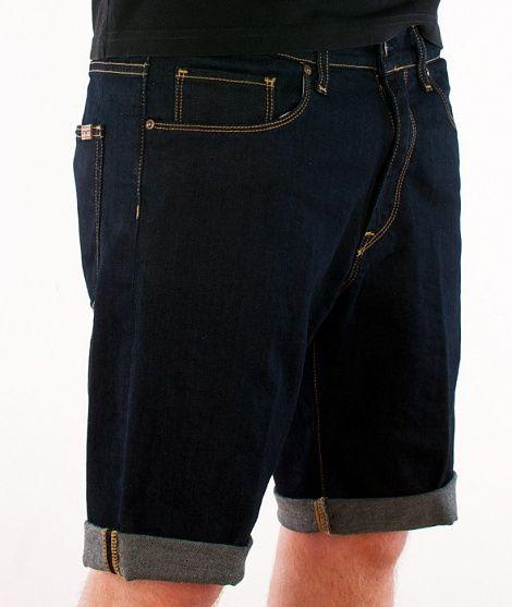 Шорты Carhartt WIP Swell Short Blue (Rinsed)  Regular Fit Металлические заклепки Кожаный ярлык Молния Пол мужской, 98% хлопок / 2% эластан, Синий  Carhartt WIP — европейское подразделение американской компании Carhartt, которая с конца 19 века производит рабочую одежду. Carhartt WIP с 1997 года выпускает коллекции для европейского рынка, в которых адаптирует классические предметы американской рабочей одежды для современной городской среды, сохраняя высокие стандарты качества, долговечности и…