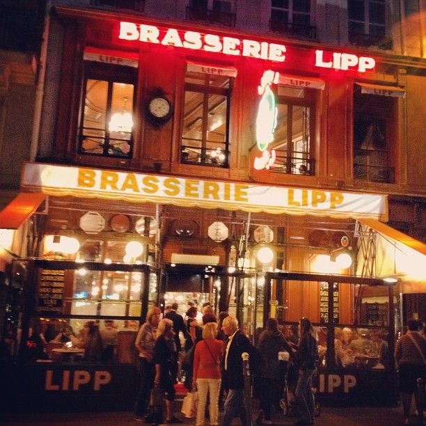 Brasserie Lipp - Paris, Île-de-France