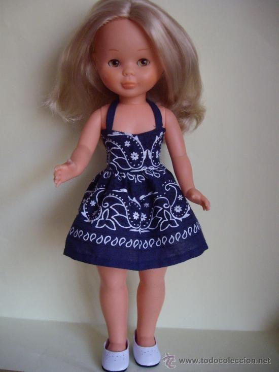 Vestidos Muñecas Españolas: vestido para muñecas tamaño nancy - Foto 1 - 29850394