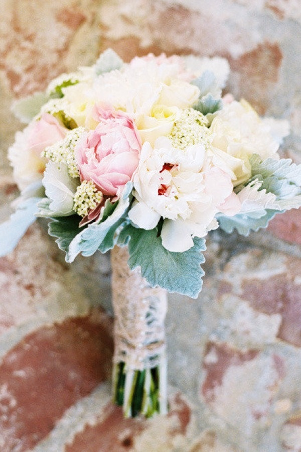 Blush Pink Wedding Bouquet #weddingflowers,  Go To www.likegossip.com to get more Gossip News!