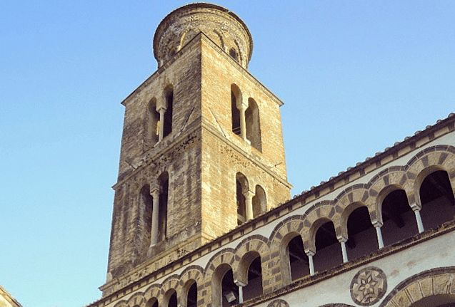 #Salerno #Cathedral or #Duomo di Salerno.