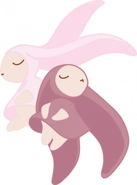 Chobits (not gonna lie, I love the bunnies. The only reason I watched this Anime)