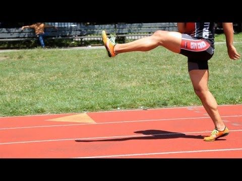 Sprint Drills for Speed, Run Faster, Plyometrics, Jump Higher by David Warren (Dave King) part 1/4 - YouTube