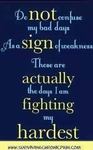 Fighting Fibro