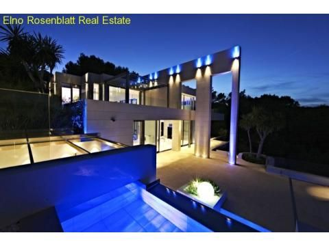 Modern exclusive villa in Spain. There is everything you've ever dream about. Calvià (Costa d'en Blanes) Spain