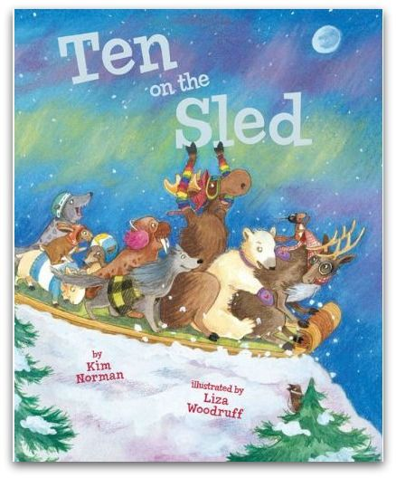 this book is adorable - fun to sing or read with very cute illustrations