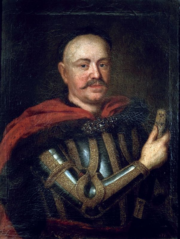 "Prince Stanisław Herakliusz Lubomirski aka ""Mirobulius Tassalinus"" (1642–1702) was a Polish noble, politician, patron of the arts and writer."